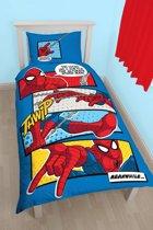 Spider-Man Webhead - Dekbedovertrek - Eenpersoons - 135 x 200 cm - Multi