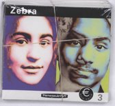 Zebra deel 3 Audio cd (5 digifile a 2) (luisterboek)