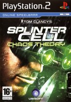 Tom Clancy's, Splinter Cell 3, Chaos Theory