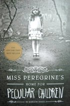 Omslag van 'Miss Peregrine's Home for Peculiar Children'