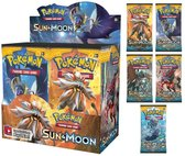 Pokemon Kaarten Sun & Moon Booster