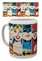 Dc Comics Faces