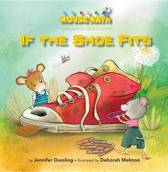 If The Shoe Fits - Mouse Math Nonstandard Units of Measurement