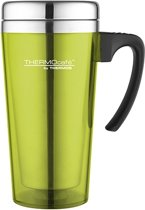 Thermos Soft Touch Travel Mug Limoen 420ML
