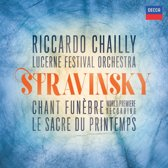 Stravinsky: Marche Funebre, Sacre Du Printemps