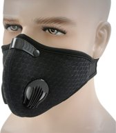 Ultimate Elevation Mask - Phantom Trainingsmasker – Zuurstofmasker – Ademhalingsmasker - Zwart