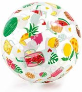 Intex Strandbal Fruit 51 Cm Multicolor