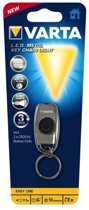 Varta 1663101401 Led Metal Key Chain Light