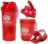 SmartShake Original 600ml - 1 stuk - Neon Purple