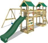WICKEY SunFlyer Groen - Kinder Speeltoestel