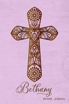 Prayer Journal, Bethany