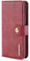 Mobigear Detachable Leather Wallet Hoesje Rood Apple iPhone 11 Pro Max