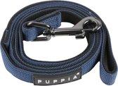 Puppia Hondenlijn - Marine Blauw - L: 20 mm x 145 cm