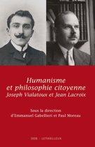 Humanisme et philosophie citoyenne
