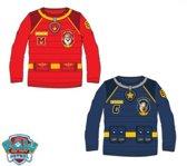 Paw Patrol blauw shirt maat 116 - 6 jaar
