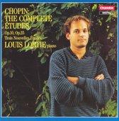 Chopin: The Complete etudes / Louis Lortie