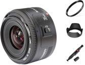Yongnuo EF 35mm F2.0 autofocus lens Canon camera EF EF-S