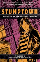 Stumptown (02): the case of the baby in the velvet case