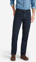 Wrangler TEXAS STRETCH BLUE BLACK W12175001 L34-W46