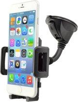 Auto telefoonhouder. Universele flexibele voorruit autotelefoonhouder grip voor iPhone Xs Max / Xs / Xr / X / 8/7 / 6s Plus, Samsung S10 / S9 Note LG en anderen