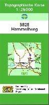 Hammelburg 1 : 25 000