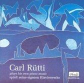 Carl Rütti Plays His Own Piano Music