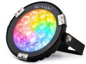 MI-LIGHT LED Tuinlamp RGB+CCT 9W IP65 Zwart