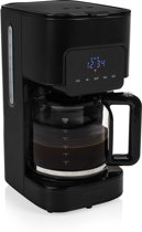 Princess Black Steel Coffee Maker 01.246014.01.001