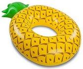 PINEAPPLE Pool Float Ring yellow