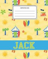 Composition Book Jack