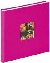 Walther Design FA-205-Q Fun - Fotoalbum - 25 x 26 cm - Paars - 40 pagina's