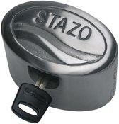 Stazo Marine Sloten STAZO buitenboordmotorslot / slot voor buitenboordmotoren / RVS met bout/moer bevestiging SCM Keur