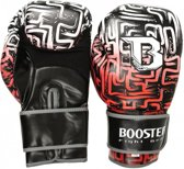 BOOSTER FIGHTGEAR|BOKSHANDSCHOENEN|BT LABYRINT RED|red |10 oz