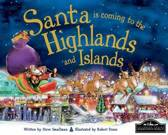 Santa is Coming to the Highlands & Islands