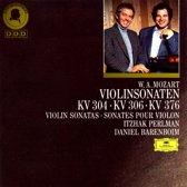 Mozart: Violinsonaten, KV 304, 306 & 376