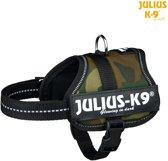 Julius-K9 Powertuig Baby 2 - XXS - Camouflage