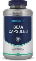 Body & Fit BCAA capsules - Aminozuren -180 gram