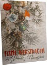 Artige - Kaarten - Kerst/nieuwjaar - nr.23
