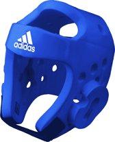 Adidas Taekwondo Hoofdbeschermer Blauw Maat Xs