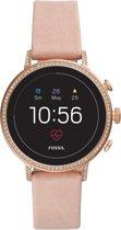 Fossil Q Venture HR Rose gold GPS smartwatch Gen 4 - FTW6015