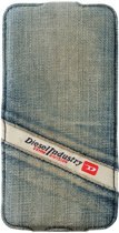 Diesel Scissor indigo Back Cover iPhone 5/5s blauw