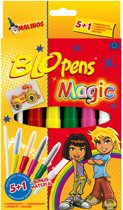 BLOpens Magic 5+1 blaasstiften