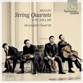 String Quartet K157, 458, 589
