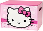 Hello Kitty Speelgoedkist Roze