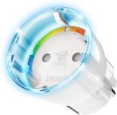 FIBARO Wall Plug - NL versie - Type F - Slimme stekker met energiemeting - Werkt met Toon en Z-Wave controller