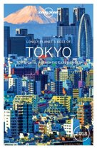 Reisgids Lonely Planet Tokyo