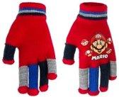 Super Mario handschoenen rood