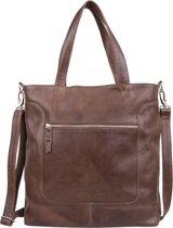 Cowboysbag-Handtassen-Bag Manby-Taupe