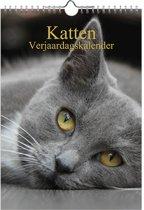 Verjaardagskalender - Katten (foto)