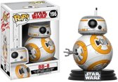 Funko Pop! Bobble: Star Wars: E8 Tlj: Bb-8 - Verzamelfiguur